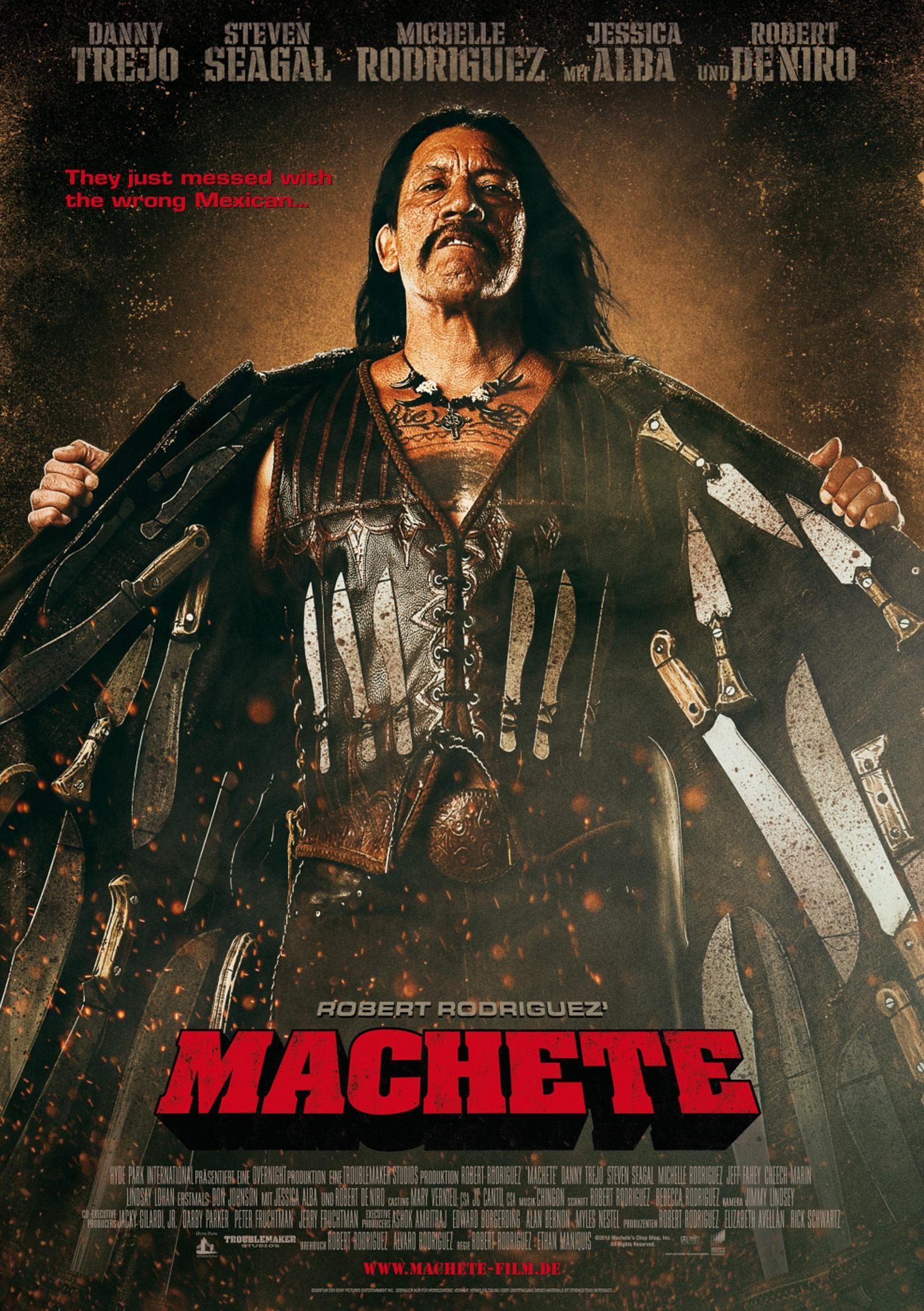 Machete (Poster)