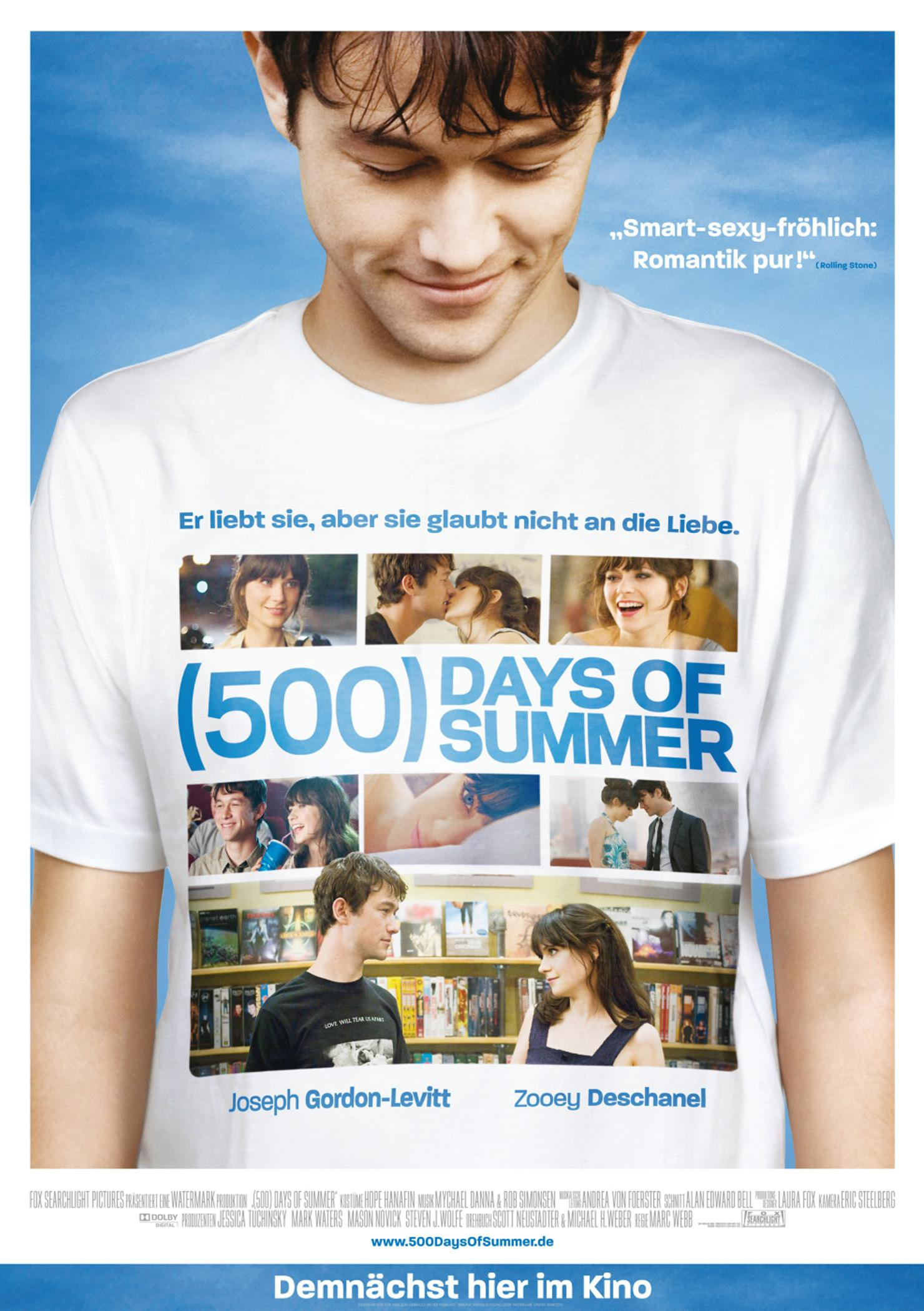 (500) Days of Summer (Poster)