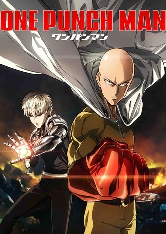 Anime Night 2017: One Punch Man (Poster)