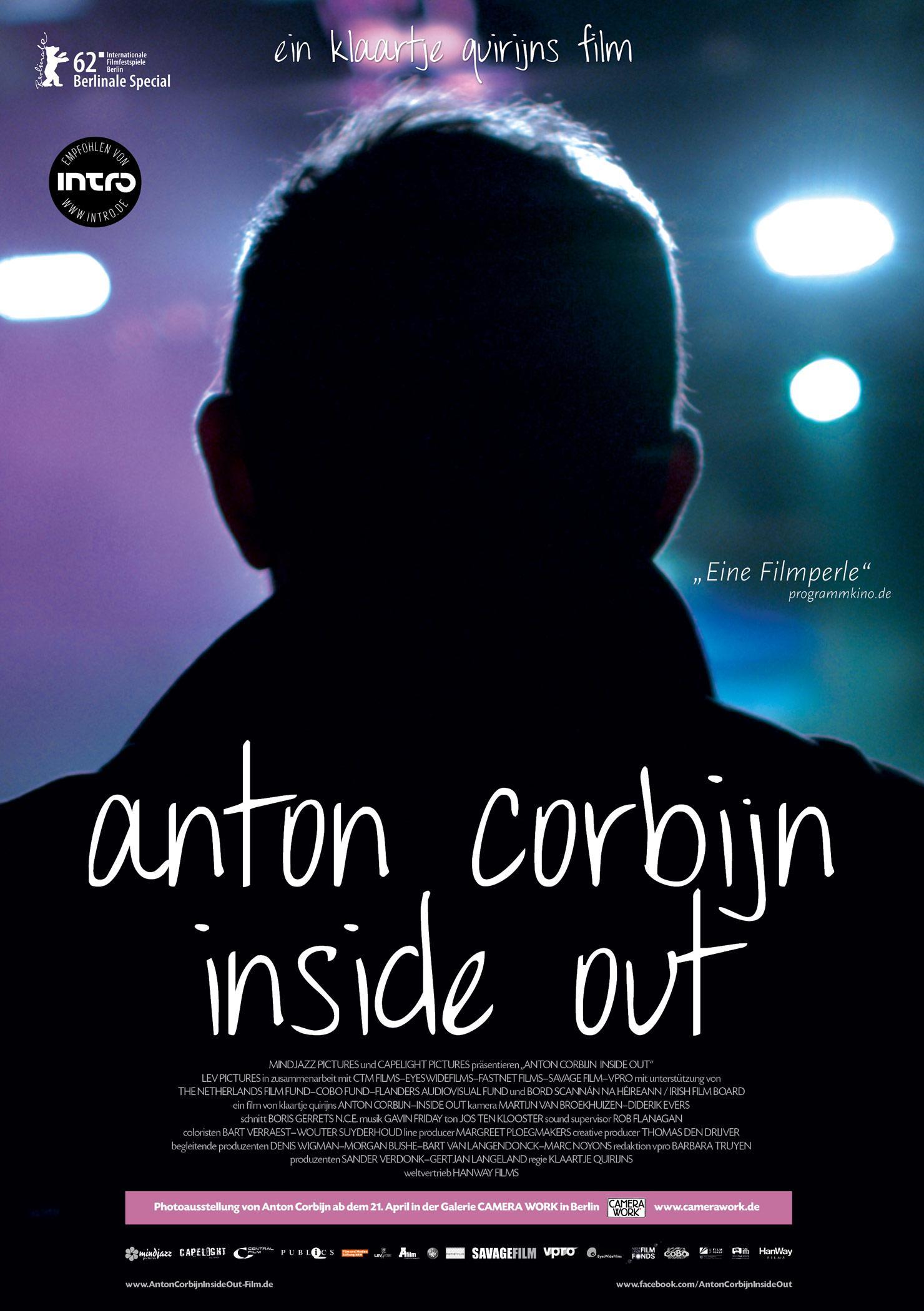 Anton Corbijn Inside Out (Poster)