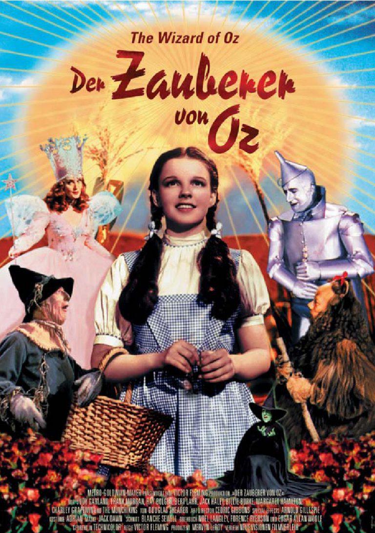 Der Zauberer von Oz (Das zauberhafte Land) (Poster)