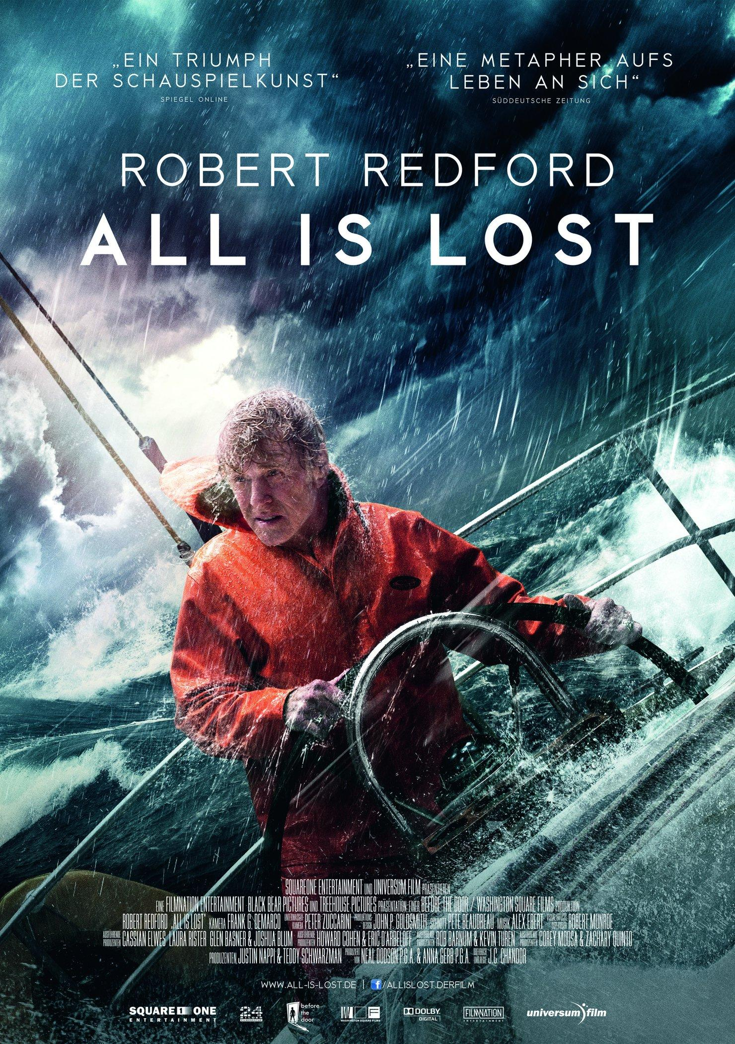 All Is Lost (Poster)