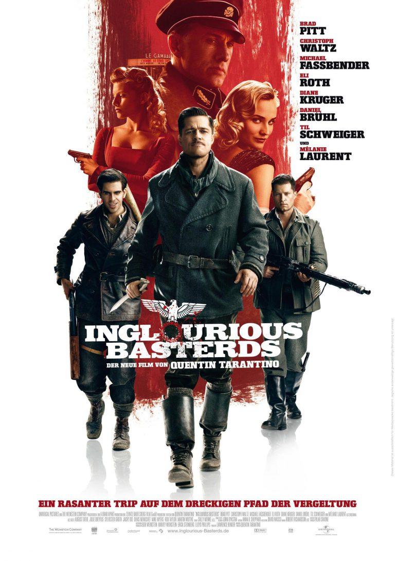 Inglourious Basterds (Poster)