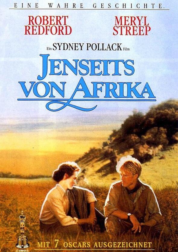 Jenseits von Afrika (Poster)