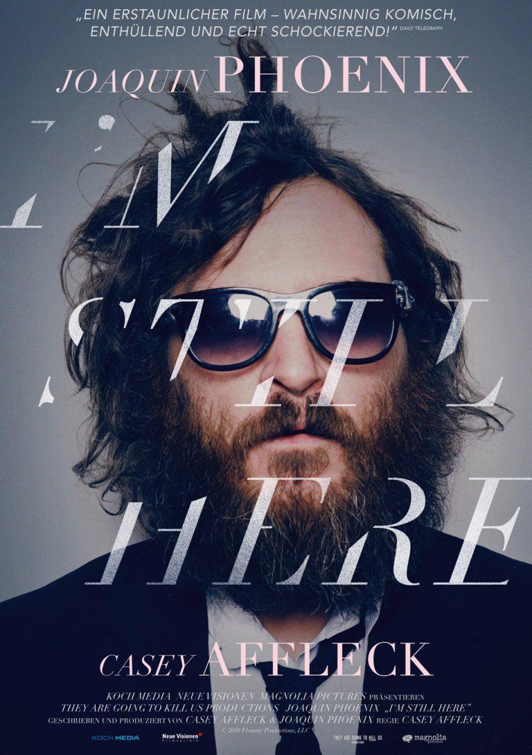 I'm Still Here (Poster)