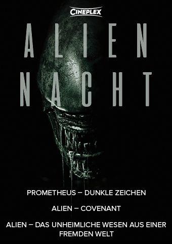 Alien-Nacht (Poster)