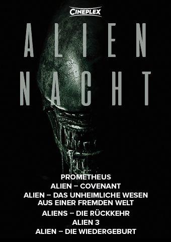 Aliennacht (Poster)