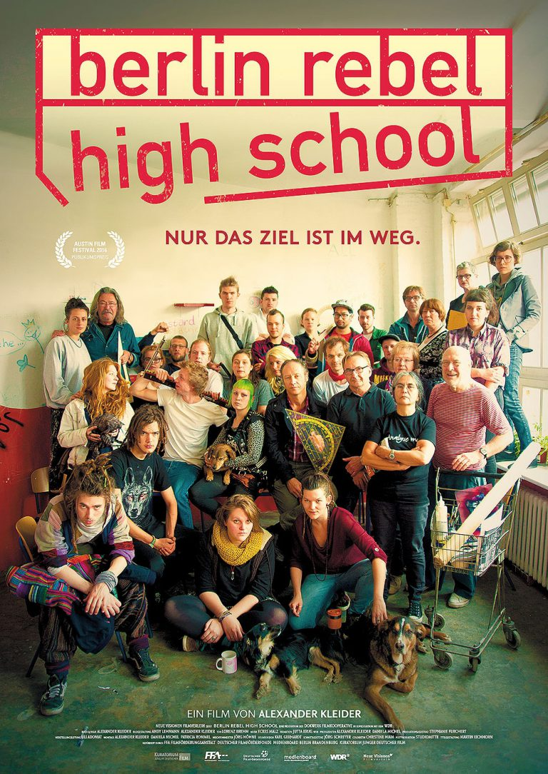 Berlin Rebel High School (Poster)