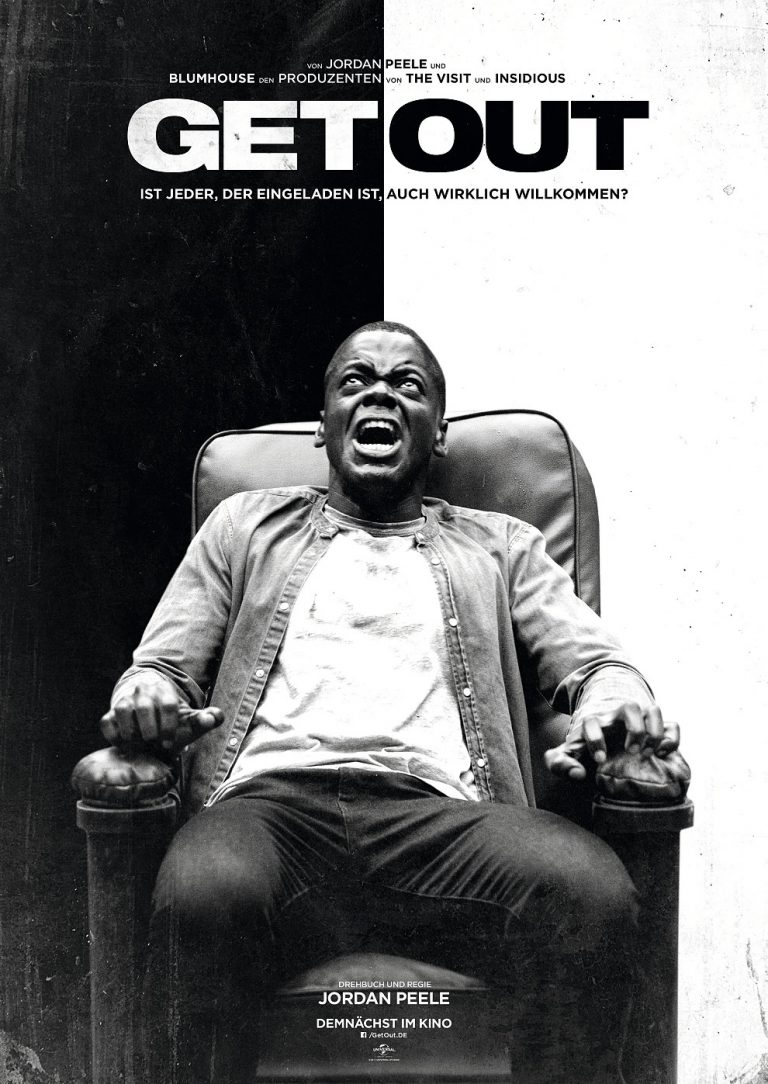 Get Out (Poster)