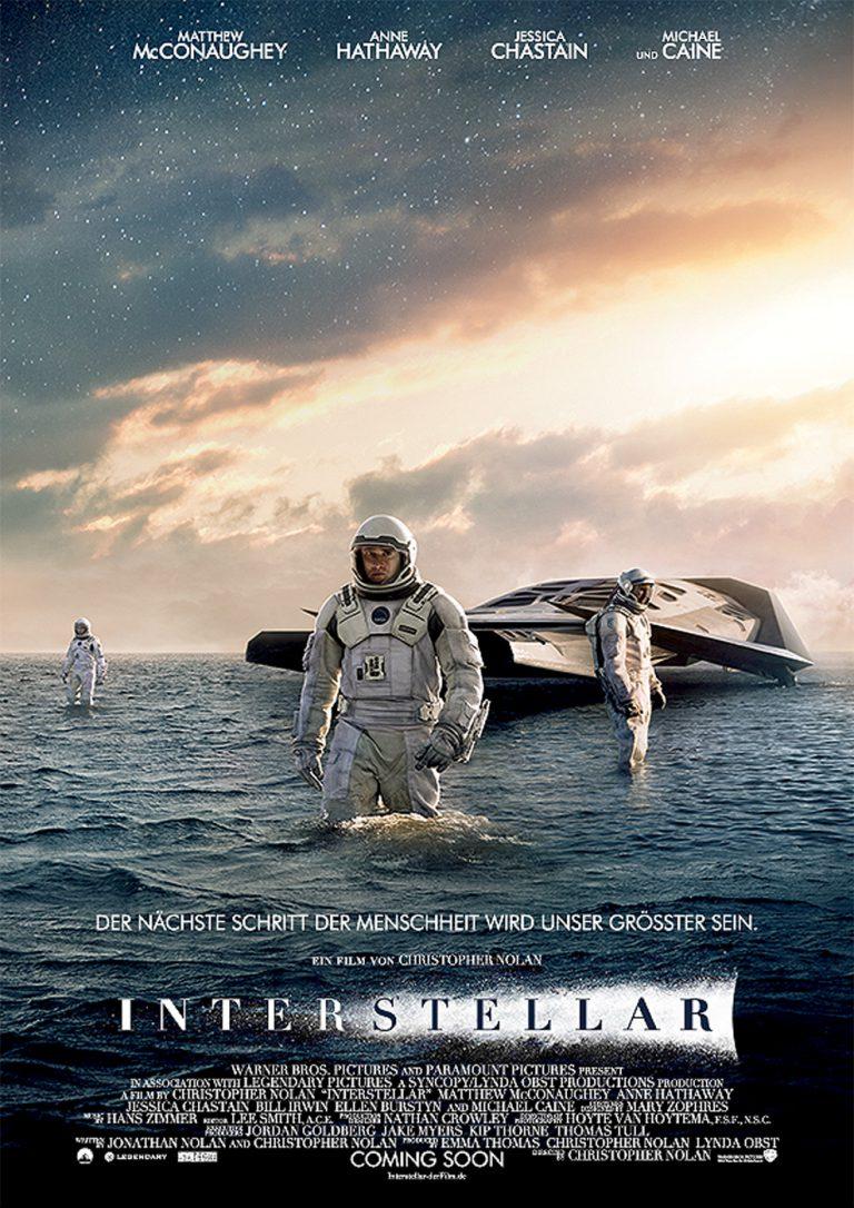 Interstellar (Poster)