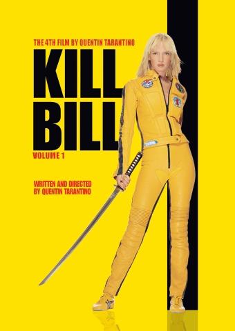 Kill Bill: Volume 1 (Poster)
