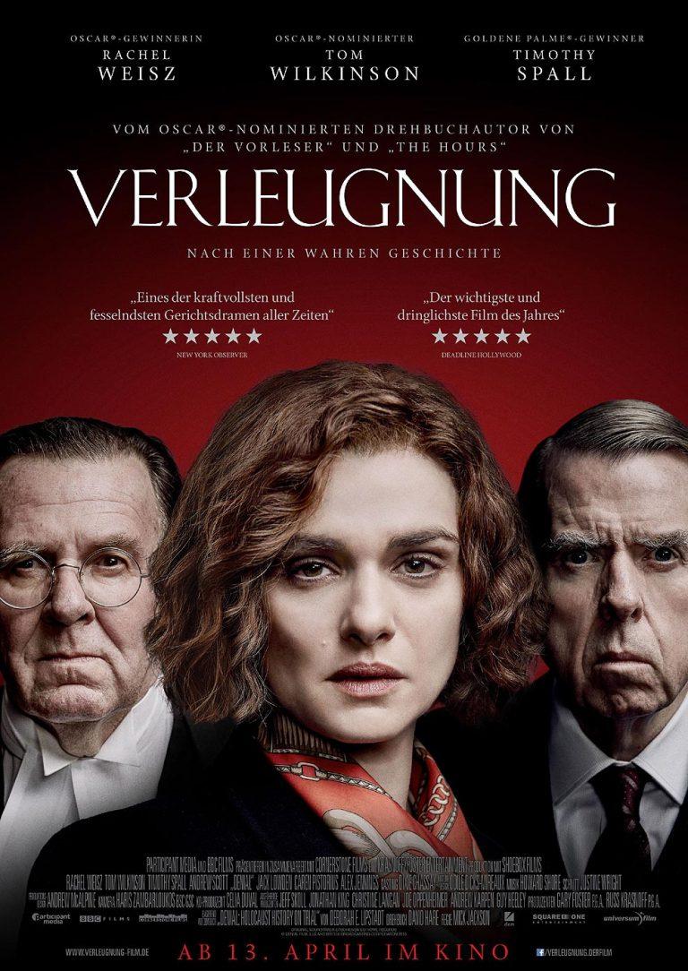 Verleugnung (Poster)