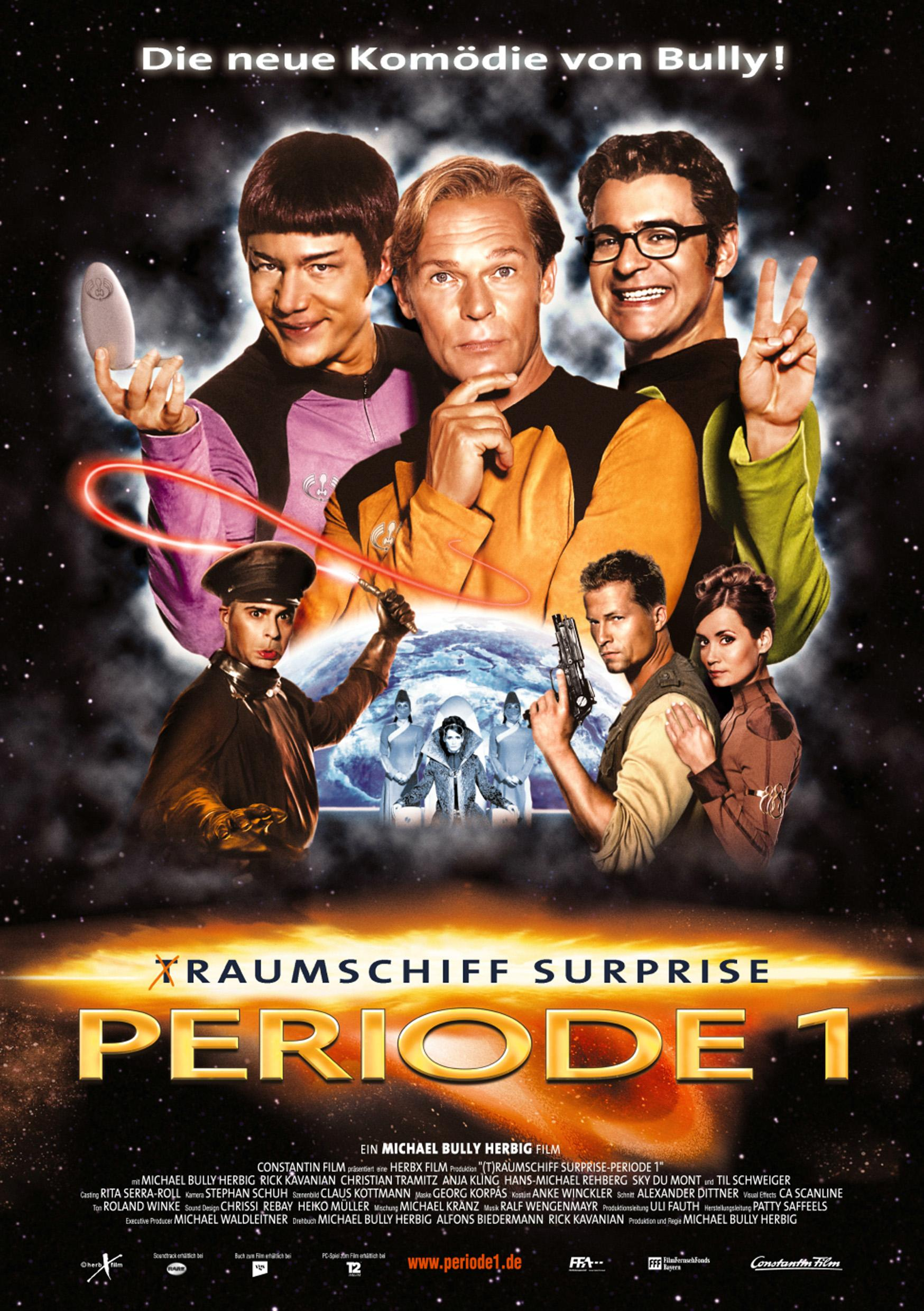 (T)Raumschiff Surprise - Periode 1 (Poster)