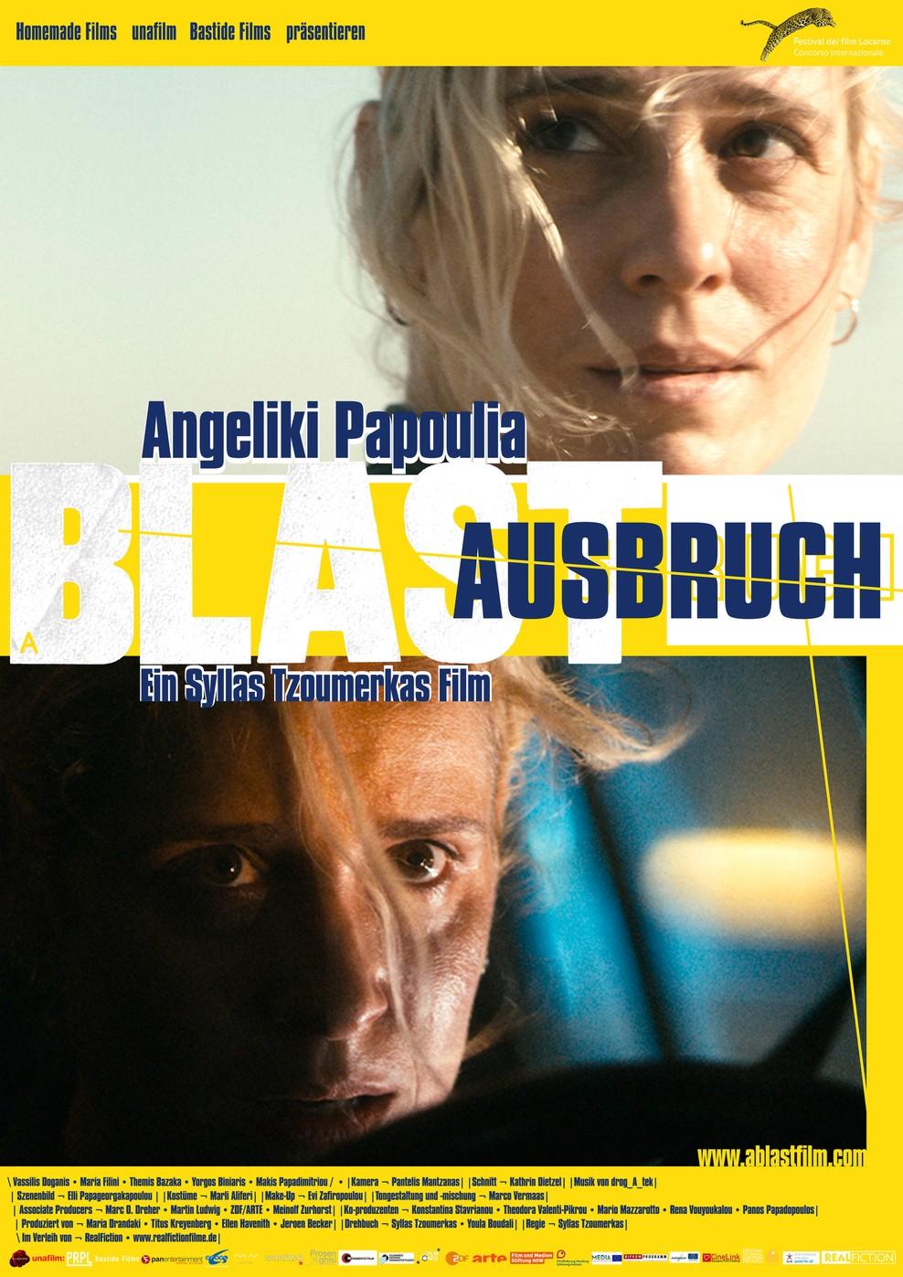 A Blast - Ausbruch (Poster)