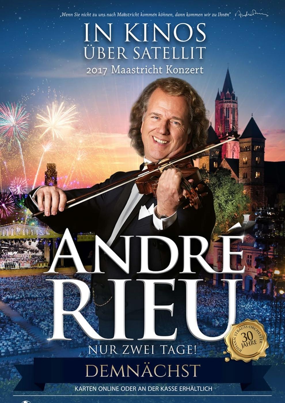 André Rieu's Maastricht Konzert 2017 (Poster)
