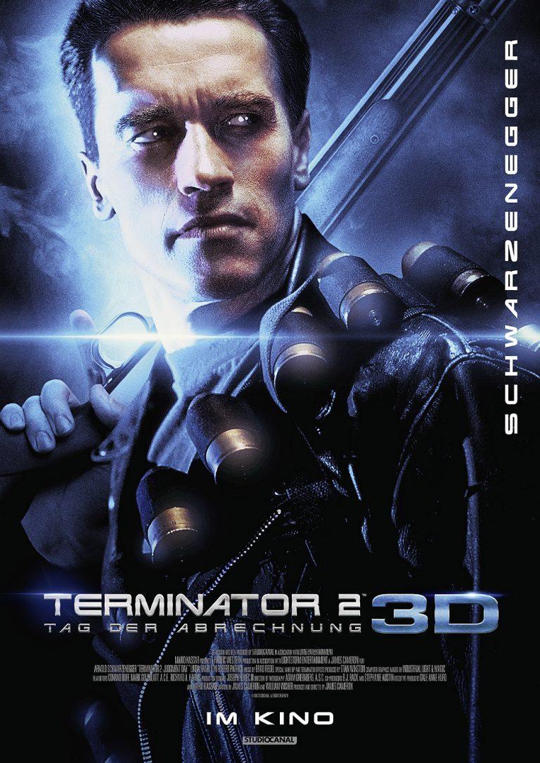 Terminator 2 - Tag der Abrechnung (Poster)