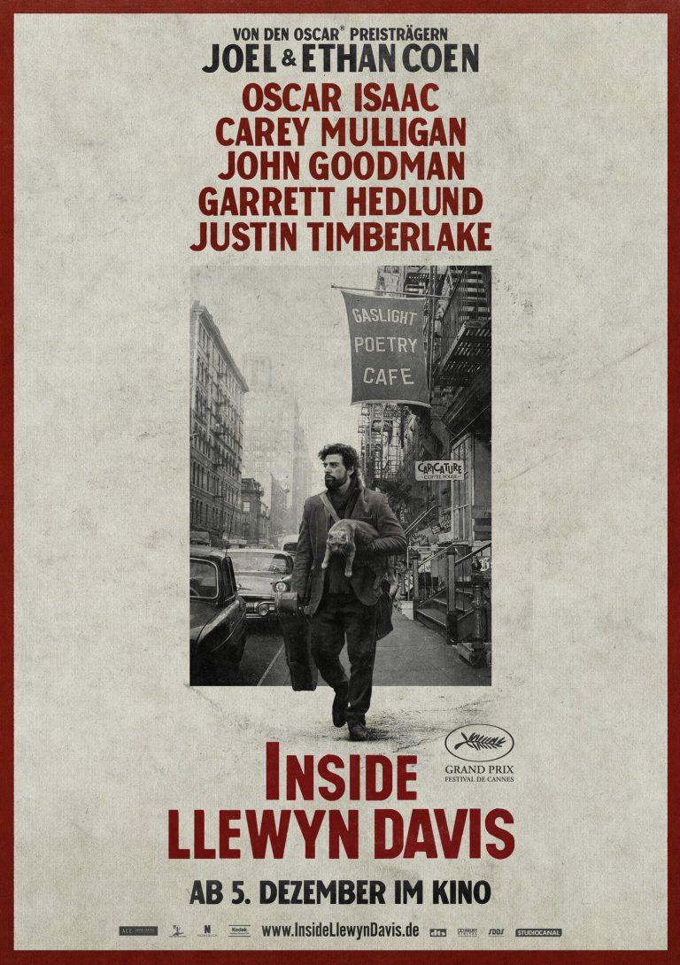 Inside Llewyn Davis (Poster)