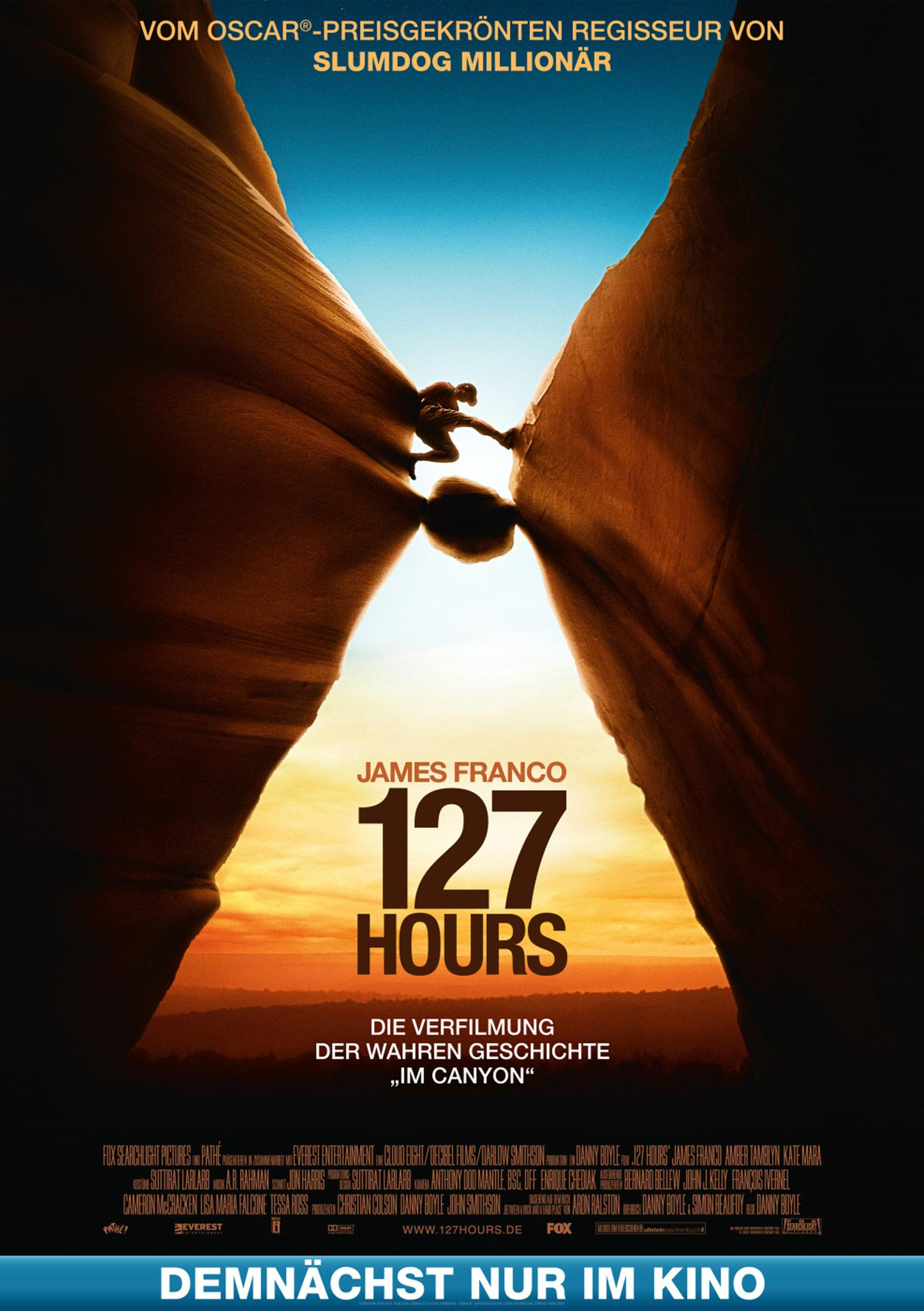 127 Hours (Poster)