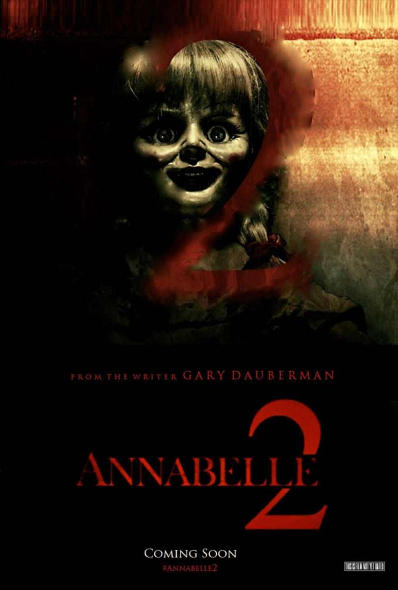 Annabelle 2 (Poster)