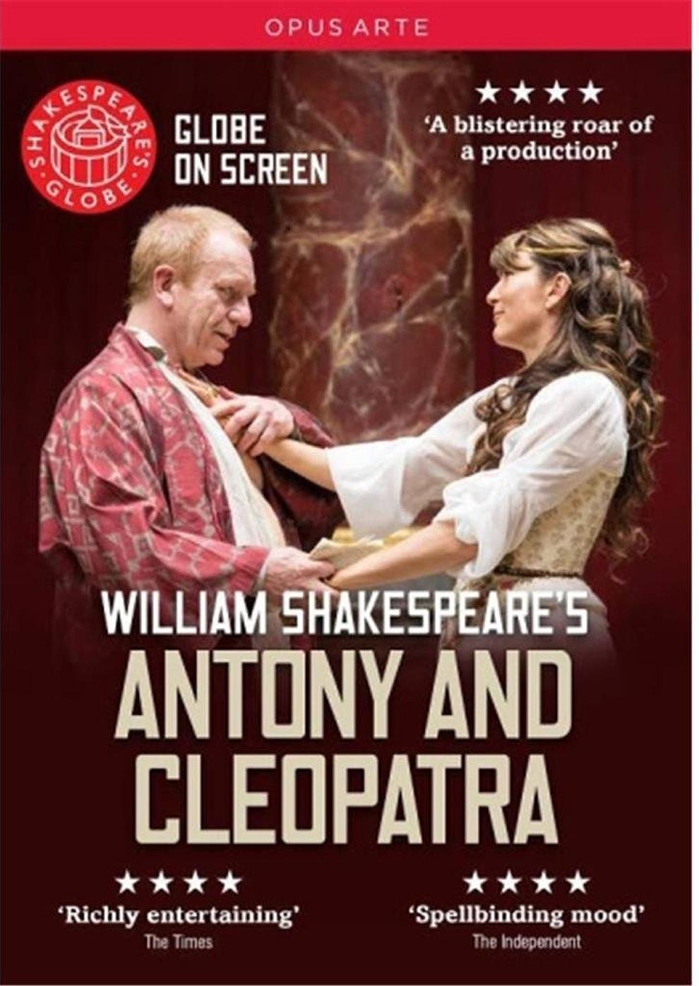 Antony and Cleopatra (Poster)