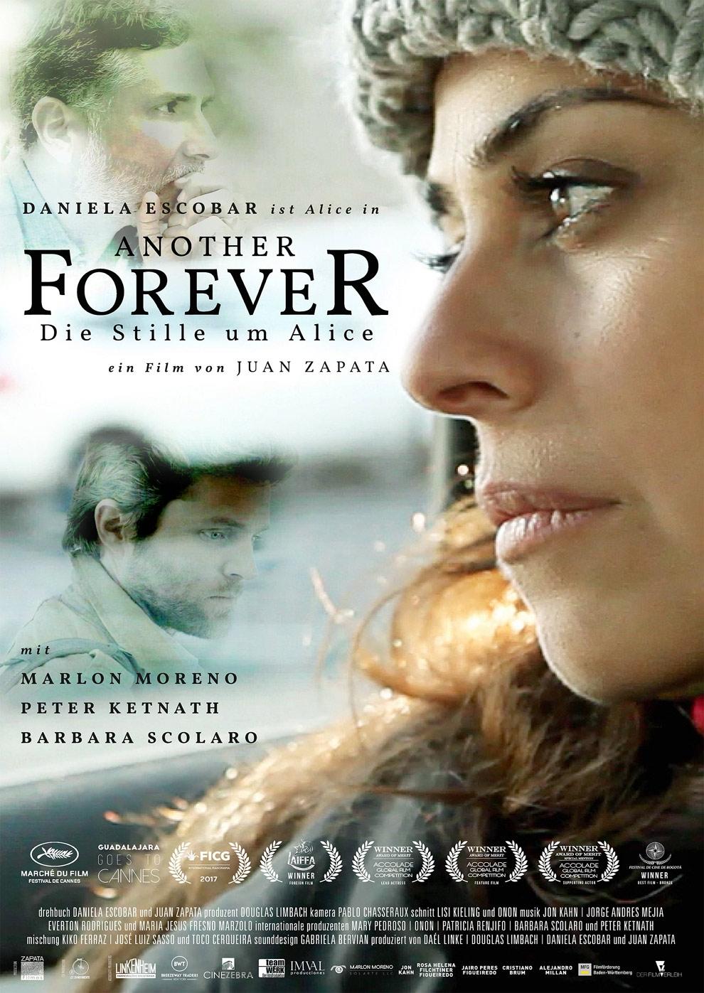 Another Forever - Die Stille um Alice (Poster)