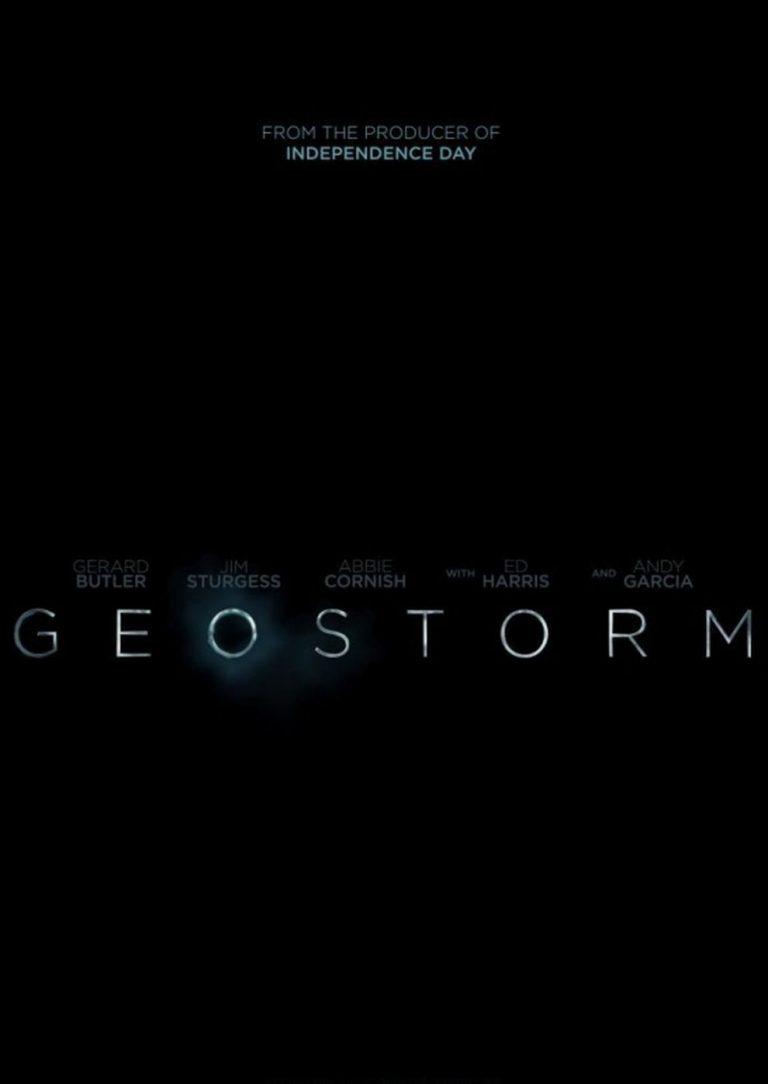 Geostorm (Poster)