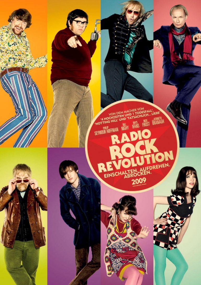 Radio Rock Revolution (Poster)