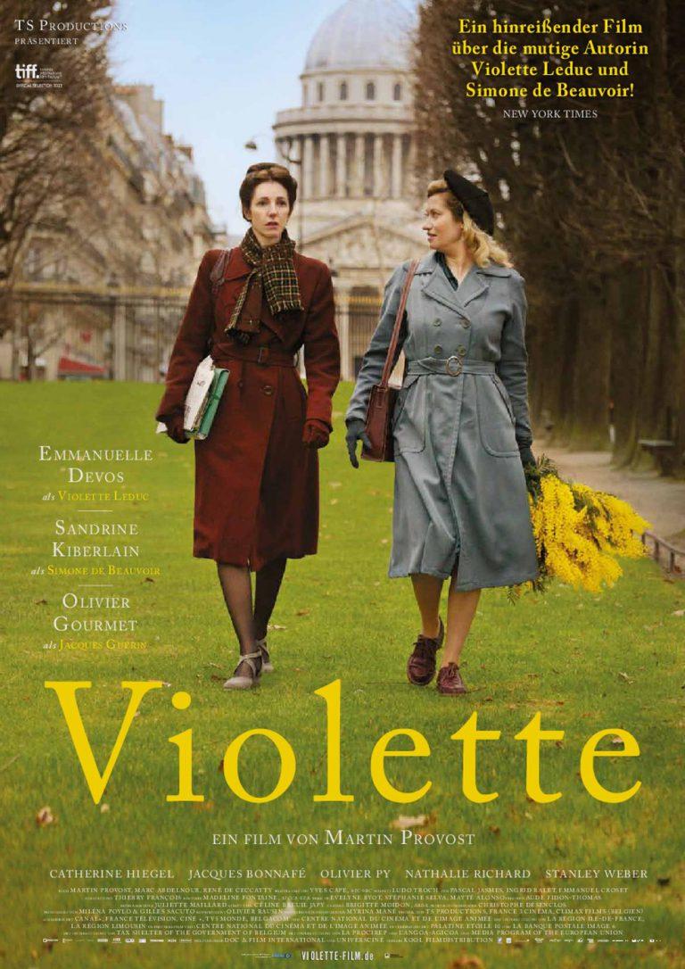 Violette (Poster)
