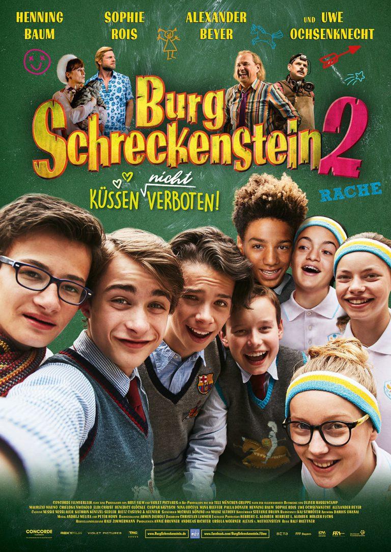 Burg Schreckenstein 2 (Poster)