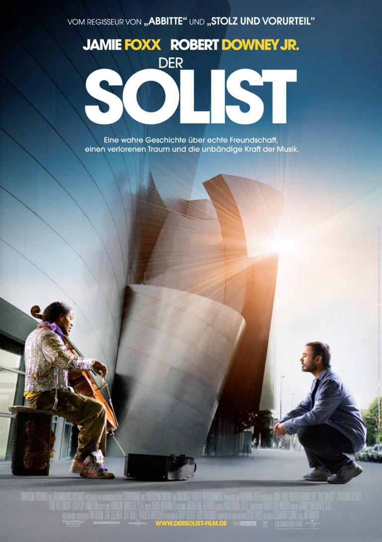 Der Solist (Poster)