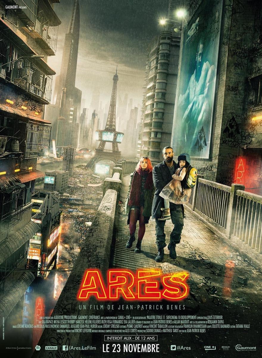 Ares - Der letzte seiner Art (Poster)