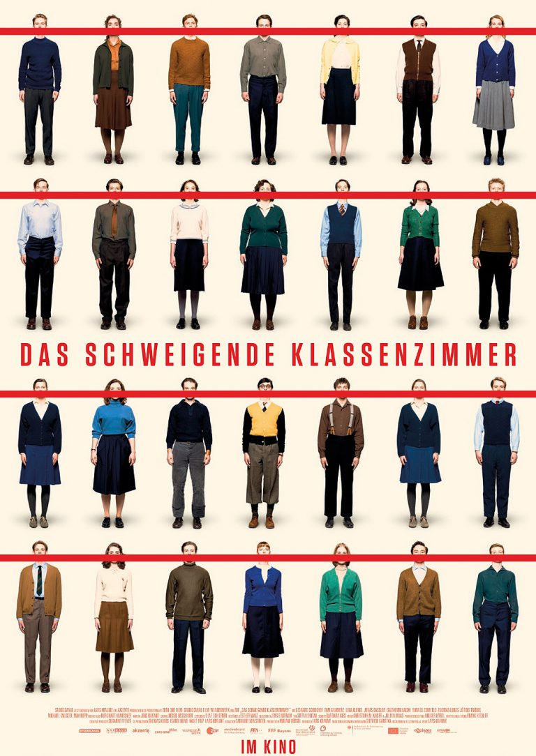 Das Schweigende Klassenzimmer (Poster)