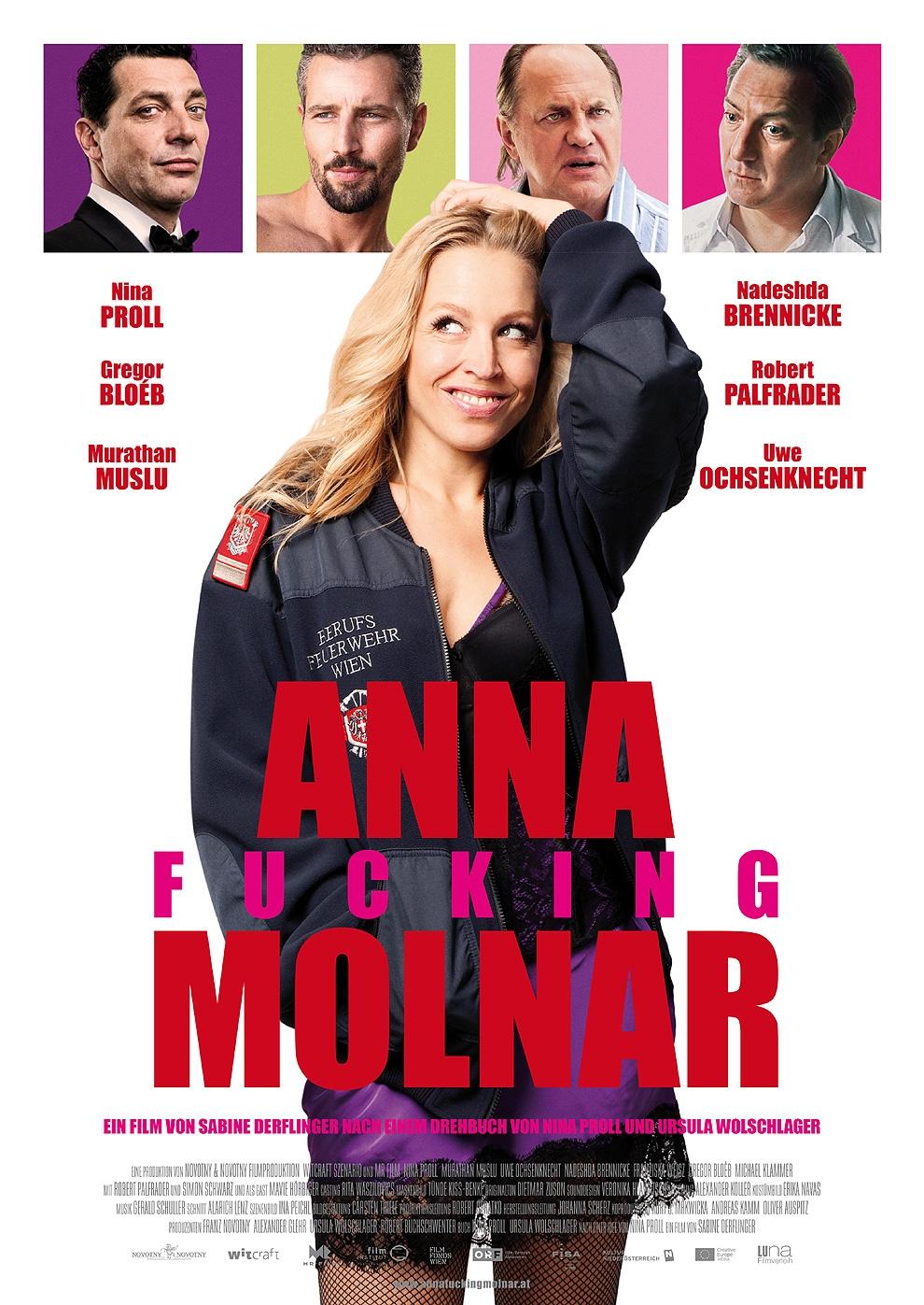 Anna Fucking Molnar (Poster)