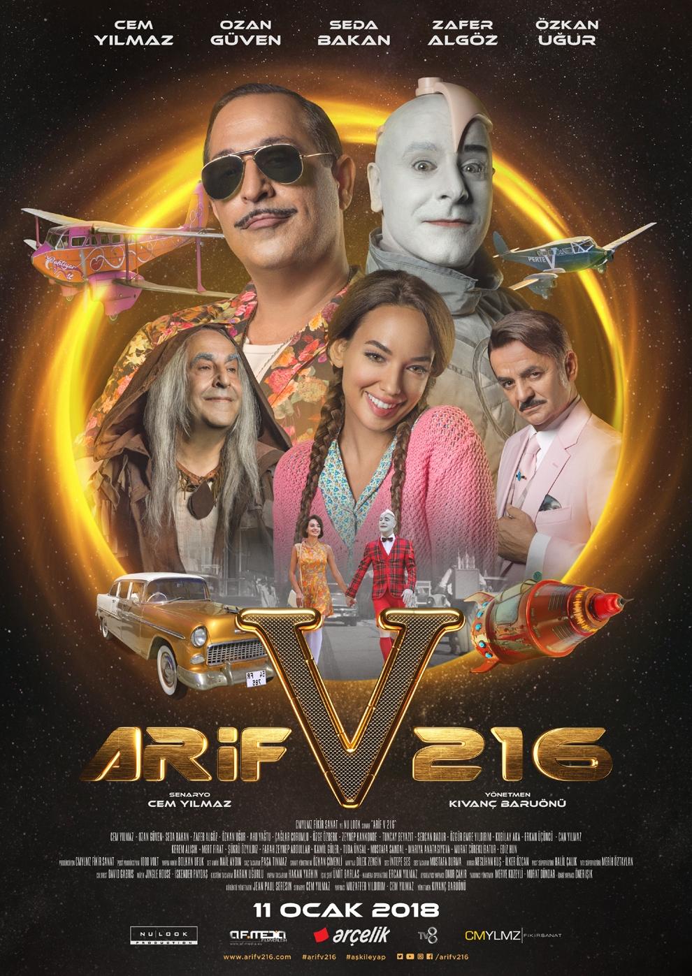 Arif v 216 (Poster)