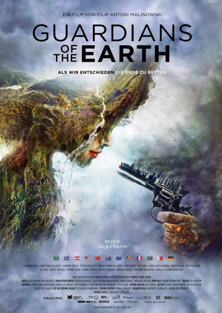 Guardians of the Earth (Poster)