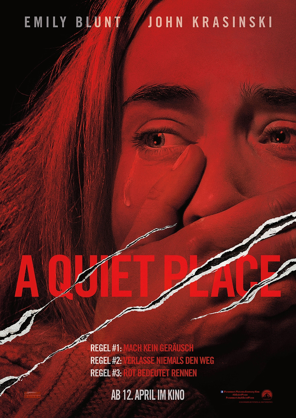 A Quiet Place (Poster)