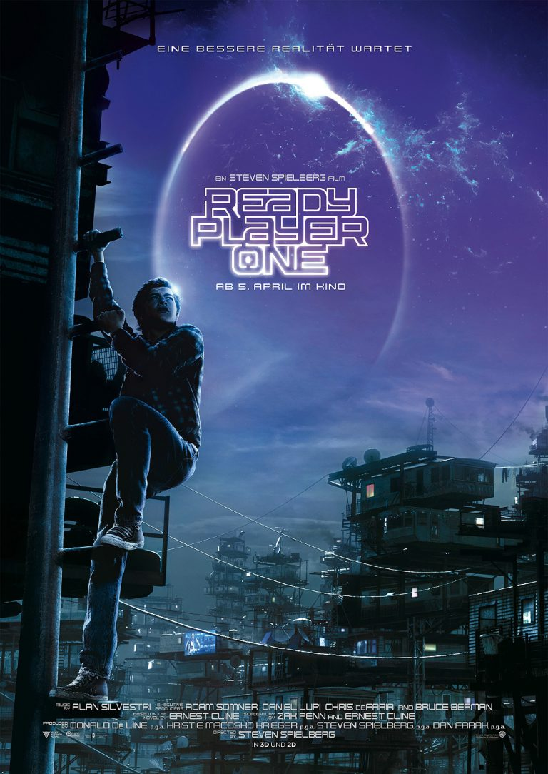 Ready Player One (Poster)
