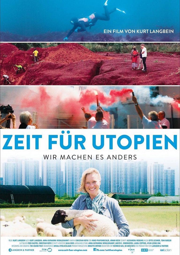 Zeit für Utopien (Poster)