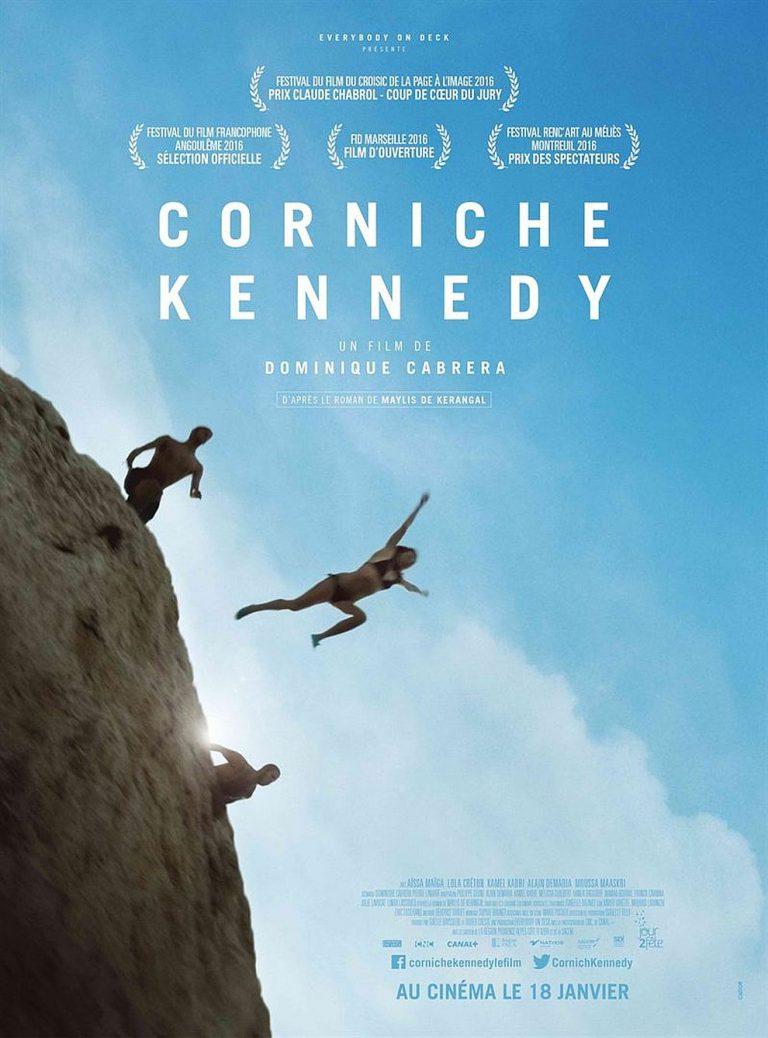 Corniche Kennedy (Poster)