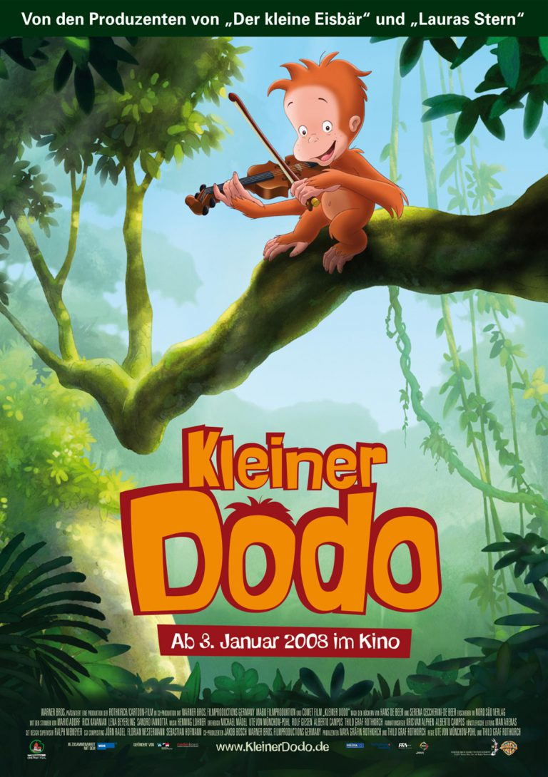 Kleiner Dodo (Poster)