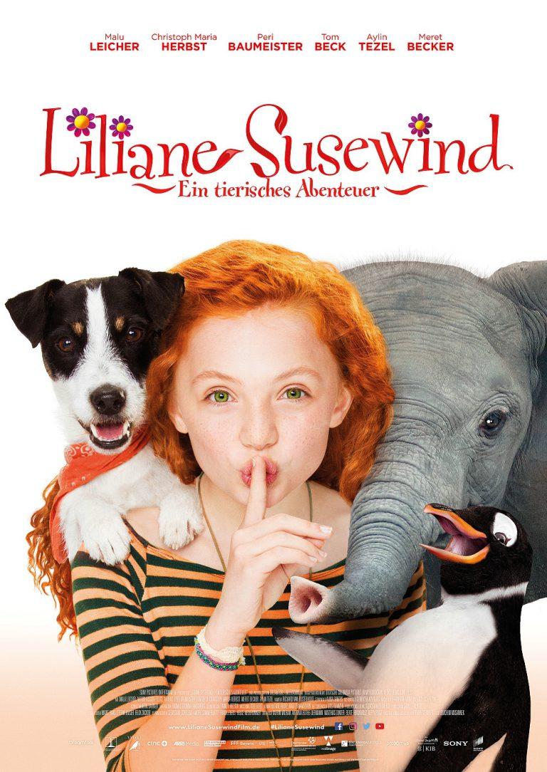 Liliane Susewind - Ein tierisches Abenteuer (Poster)