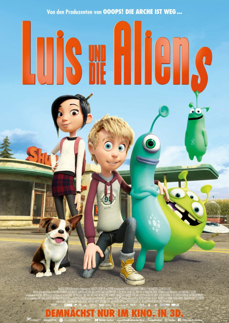Luis und die Aliens (Poster)