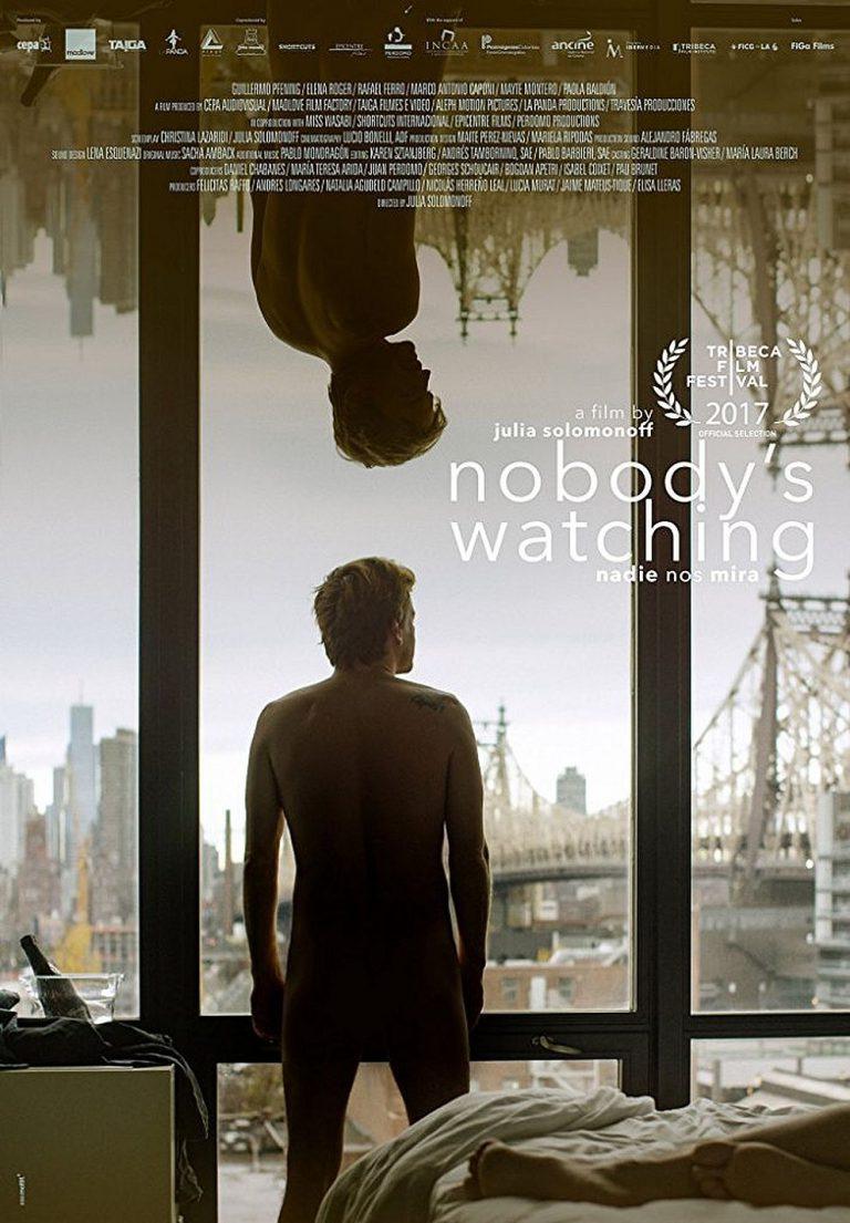 Nobody's Watching (Poster)