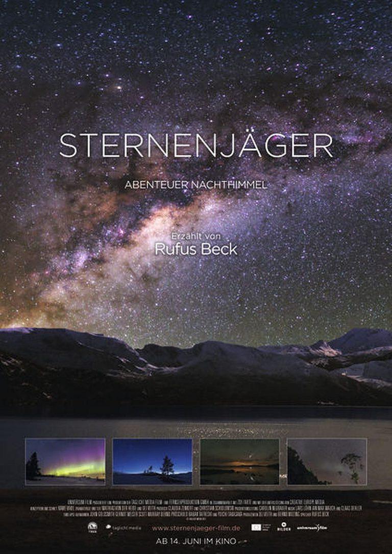 Sternenjäger - Abenteuer Nachthimmel (Poster)