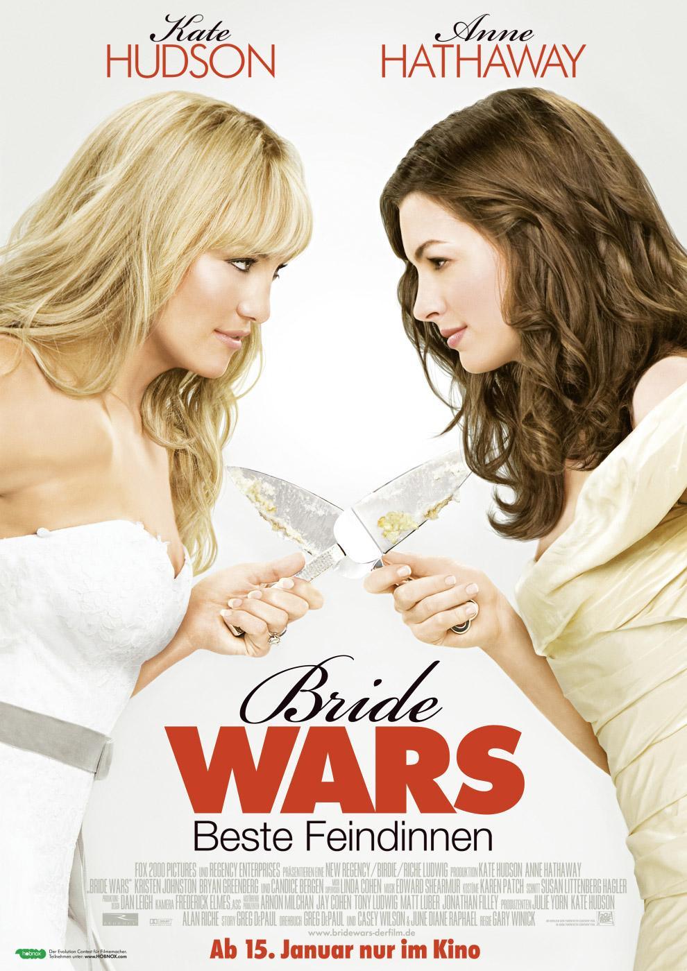 Bride Wars - Beste Feindinnen (Poster)
