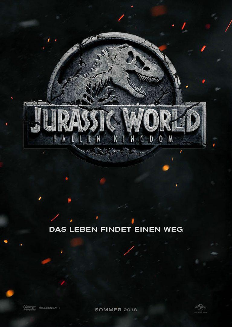 Jurassic World: Das gefallene Königreich (Poster)