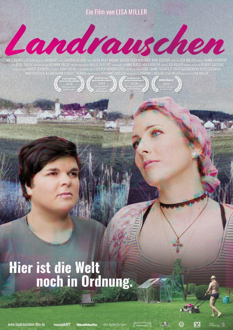 Landrauschen (Poster)
