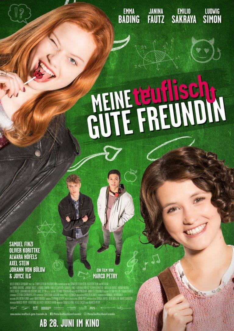 Meine teuflisch gute Freundin (Poster)