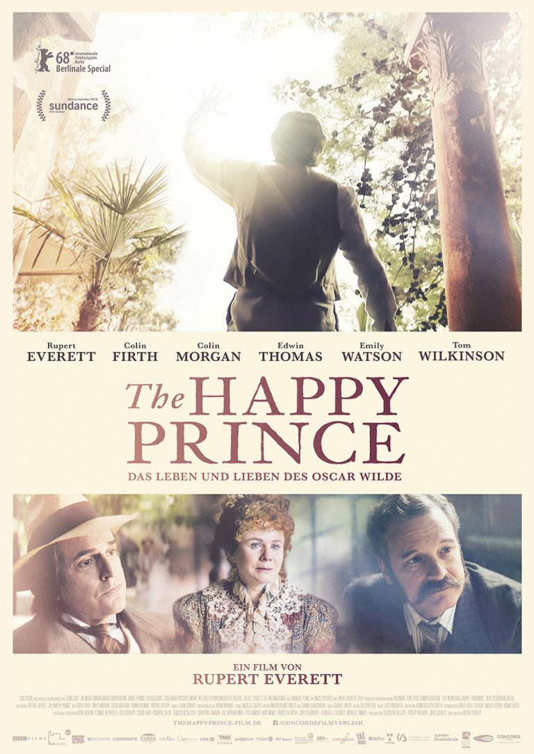 The Happy Prince (Poster)