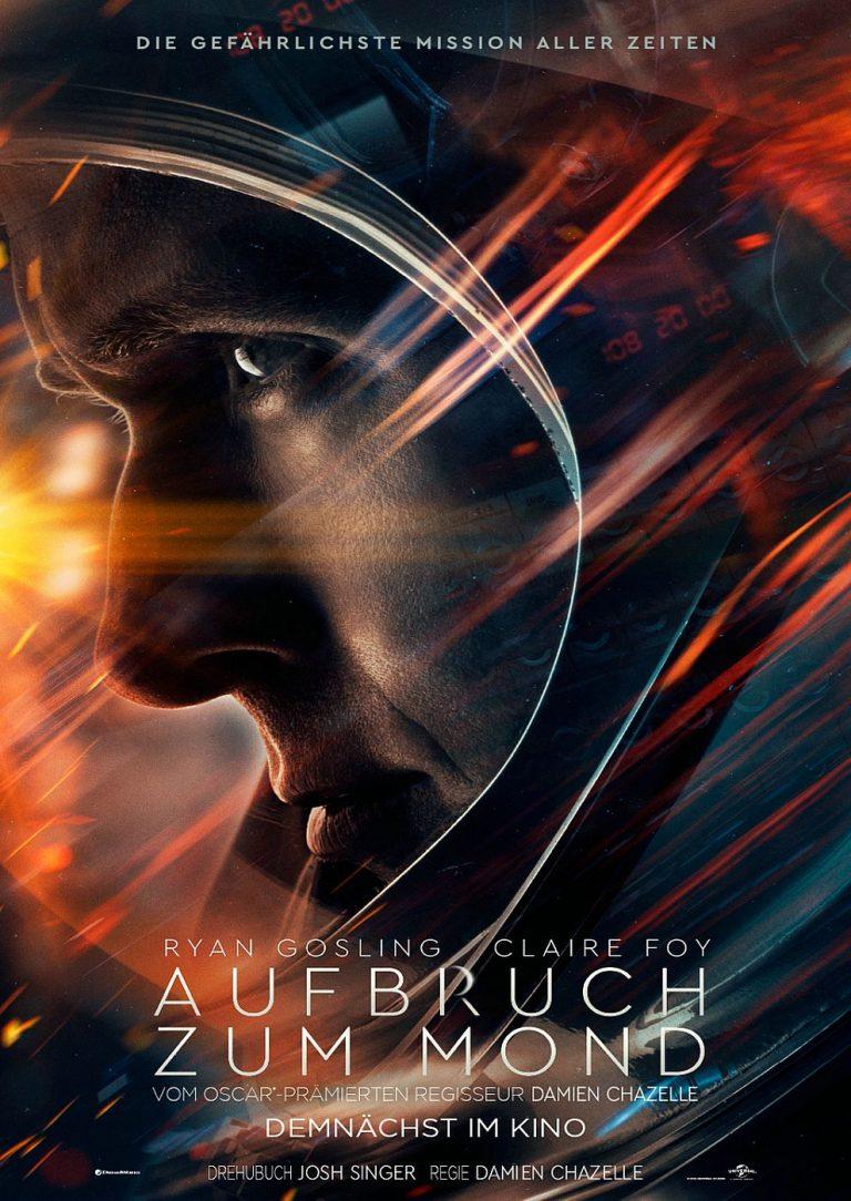 Aufbruch zum Mond (Poster)